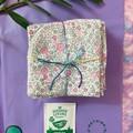 Florals 15 pack unpaper towels