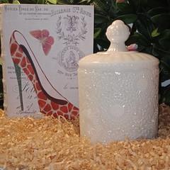 Luxury Vintage jade soy candle 820ml