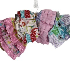Ruffle Bum Panties - Variety of Sizes and Colours