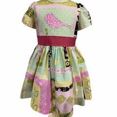 SIZE 3 Birdie Tea Party Dress