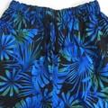 Sizes 4  - Blue Palms Shorts