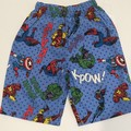 """Sizes 5 and 7 - """"Super Heroes"""" Shorts"""