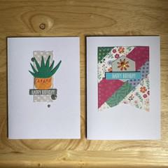 Various Cards 2pk