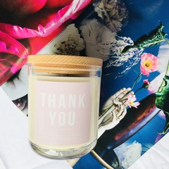 Thank You Gift: Soy Candle - Select your own fragrance
