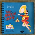 The Music Man 1963 Notebook