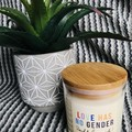 LGBT Message Soy Candle | Gift