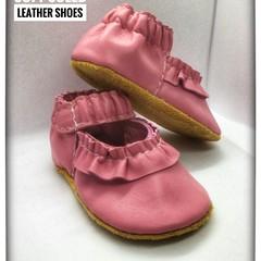 Super soft leather shoes