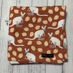 Minky Blanket - Kangaroos