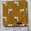 Minky Blanket - Bees