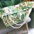 Cactus and Succulent tote bag