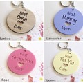 Key Ring For Her, 8 Colours, Mother's Day, Birthday, Mum, Mummy, Grandma Gift