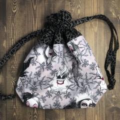 Black Cat & Boo: Trick or Treat Bag
