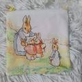 Zipper pouch - Bunny Collection