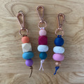 Keyring/Bag Charm - Be Bold Range