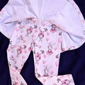 Ballerina Bunny Leggings with Skirt Size 4 only