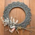 DIY Macrame Mandala Kit - Make your own macrame mandala