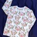 Kissing Bunny T-Shirt - Sizes 1, 2, 4