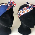 Daisy Flower Mummy & Me Matching Headband Headwrap perfect Mothers day gift