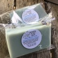 Peppermint & Lavender Shea Butter Soap