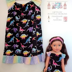 Dolly and Me dress set