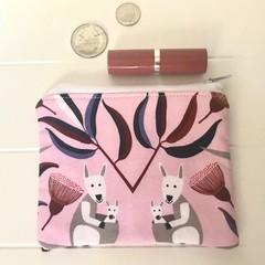 Kangaroos purse