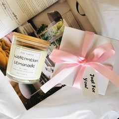 Soy Candle Gift – Select Your Fragrance | Luxury Gift Box