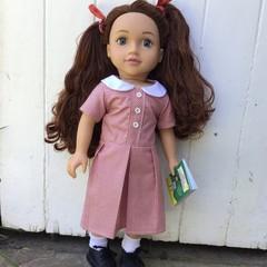 School uniform Doll Dress 45cm/18 inch Doll