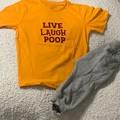 Live, Laugh Poop
