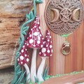 Enchanted Forest Witch's Door