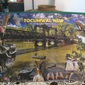 TOCUMWAL ON THE MURRAY 300 piece jigsaw A3