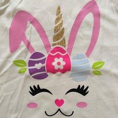 Easter Rabbit T-Shirt Size 2