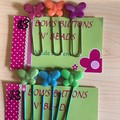 Butterfly Paperclip Bookmarks.