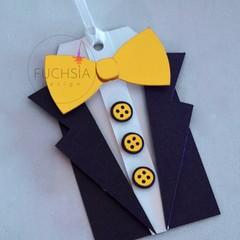 TUXEDO - gift tags