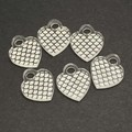 Acrylic Charms, Mermaid Hearts  DIY Jewellery Making - Scrapbooking
