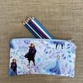 Frozen Inspired Pencil Case