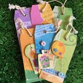 Set of 6 Birthday Gift Tags