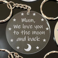 Keyrings For Mum and Nan - Gift Ideas For Christmas/Mother's Day