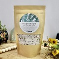 Meditator - Bath Soak | Botanical Bath Salt | Herbal Bath | with Bath Tea Bag