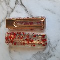 resin hair clips  twin pack