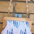Gum blossom handbag