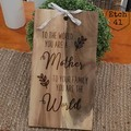 Mothers Day Board - add personal message