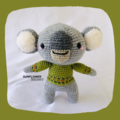 Logan Koala Crochet Toy