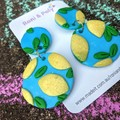 Lemon dangles