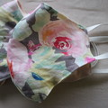 Face Covering Medium-  Water colour floral