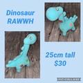 Crochet Dinosaur, soft Toy, Amigurumi, baby, children, hand made