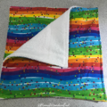 XL 29cm Unpaper Towels Rainbow