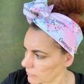 Swearing Women's Adjustable Wire Headband/Headwrap Perfect Mothers day birthday