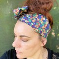 Floral Women's Wire Headband/Headwrap Perfect Mothers day birthday gift