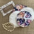 Mini-pack handmade reusable make up wipes