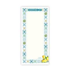Magnetic Planner - Amalfi Limoncello Shopping List (16.5cm x 35.5cm)